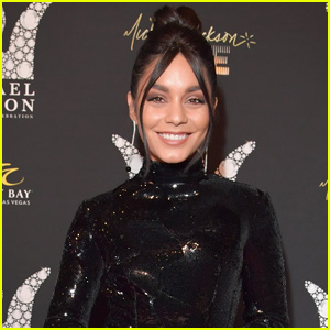 Vanessa Hudgens Posts the Ultimate Throwback!