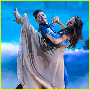 DWTS' Alexis Ren & Alan Bersten Address Budding Romance Rumors