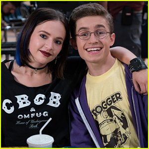 Alexis G. Zall Replaces Rowan Blanchard as Adam's Girlfriend Jackie on 'The Goldbergs'