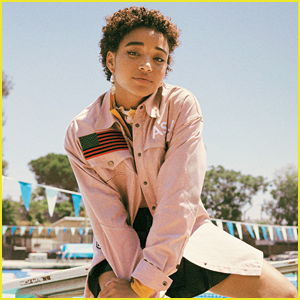 Amandla Stenberg Talks About Black Girls' 'Superpower of Empathy'