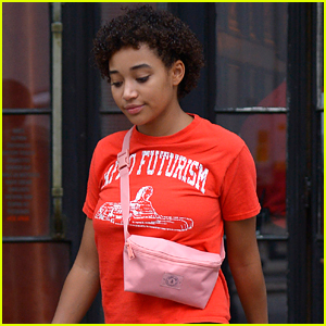 Amandla Stenberg Reveals Why Her 'Darkest Minds' Role Was So Important