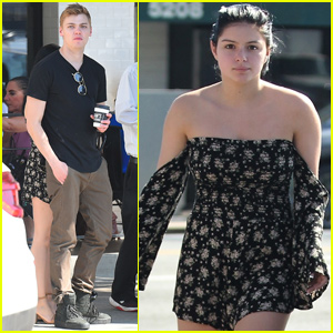 Ariel Winter & Levi Meaden Show Off Their Second Couples Costume!