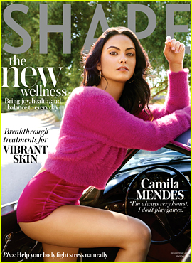 Camila Mendes Reveals Why She's So Open
