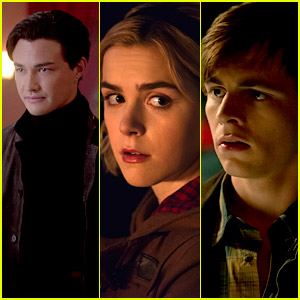 What Will Happen With Sabrina, Harvey & Gavin on 'Chilling Adventures of Sabrina'? Find Out Here