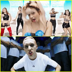 Charli XCX & Troye Sivan Debut '1999' Music Video - Watch Here!