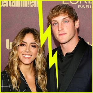 Chloe Bennet & Logan Paul Have Broken Up