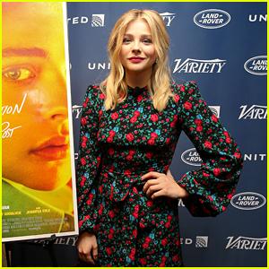 Chloe Moretz Looks Chic at 'Miseducation of Cameron Post' Screening in Los Angeles!