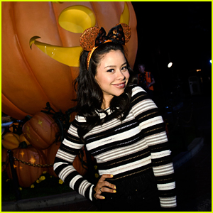 Cierra Ramirez To Host 'Decorating Disney: Halloween Magic' Special