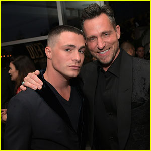 Colton Haynes Shares Heartfelt Message for 'Beautiful Husband' Jeff Leatham on One-Year Anniversary