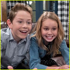 Coop & Cami's Dakota Lotus & Ruby Rose Turner Film Their Disney Channel Wand IDs: 'Dream Come True'