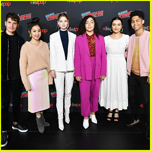 Gregg Sulkin, Virginia Gardner & 'Runaways' Cast Reveal How Characters Have Grown Since Season One