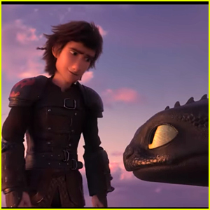 'How To Train Your Dragon 3' Releases First Clip From Upcoming 'Hidden World' Film