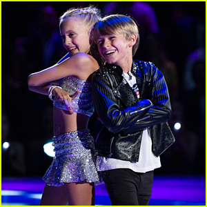 DWTS Juniors: Soap Star Hudson West & Kameron Couch Wow With Sparkly Cha-Cha - Watch Now!