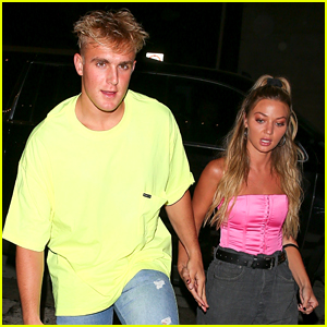 Jake Paul Grabs Dinner With Erika Costell After Latest 'Mind Of' Documentary Video Drops