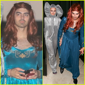 Joe Jonas Pays Homage to Sophie Turner's Sansa Stark on Halloween!