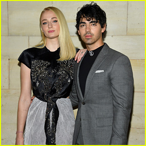 Joe Jonas & Sophie Turner Couple Up on Red Carpet for First Time!