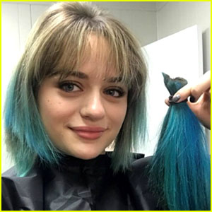 Joey King Shaves Off All Her Hair for Her New Role!