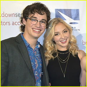 Joey Bragg Gushes Over Working With Audrey Whitby in 'Sid Is Dead'