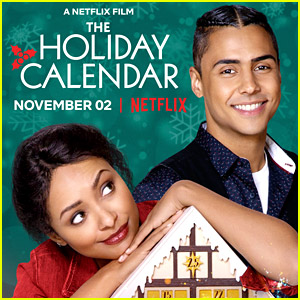 You'll Binge The Heck Out Of Kat Graham's Upcoming Holiday Netflix Movie