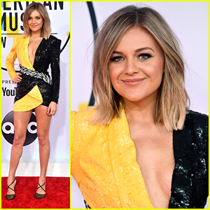 Kelsea Ballerini Goes Geometric For American Music Awards 2018