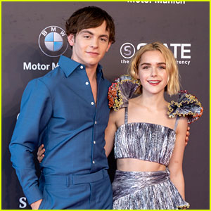 Kiernan Shipka & Ross Lynch Tease 'Chilling Adventures of Sabrina' in New Interview! (Video)