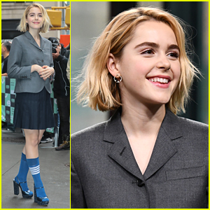 Kiernan Shipka Dishes On Her Sabrina Spellman Being a 'Woke Witch'