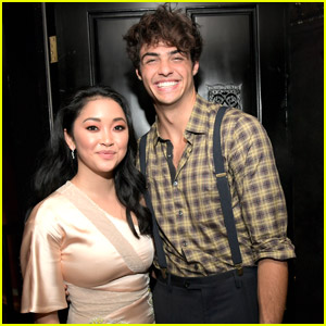 Lana Condor Says Her Relationship With Noah Centineo Is 'Really Rare'