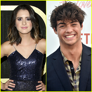 Laura Marano Opens Up About Reuniting with Noah Centineo on 'The Stand-In'
