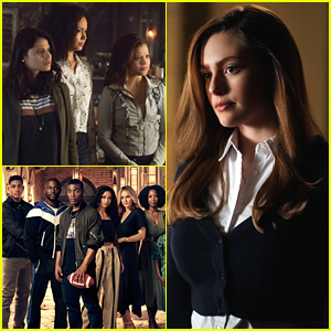 The CW's 'Legacies', 'All American', & 'Charmed' Get Addition Script Orders