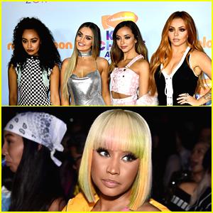 Little Mix & Nicki Minaj Release 'Woman Like Me' - Listen Now!