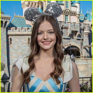 Mackenzie Foy Surprises Disney Park Guests With Sneak Peek of Her New Movie 'Nutcracker & The Four Realms'