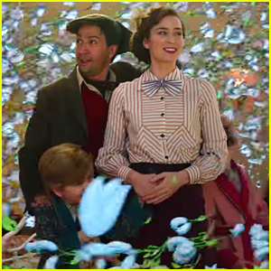 The New 'Mary Poppins Returns' Trailer Features So Many New Advenutes - Watch Now!