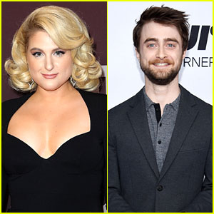 Meghan Trainor & Daniel Radcliffe Will Co-Star in 'Playmobil: The Movie'