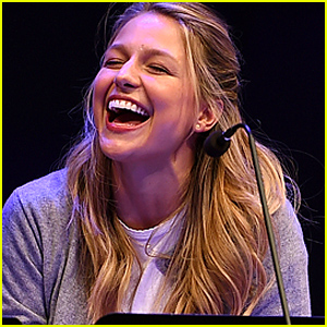 Melissa Benoist Looks So Happy at 'Terms of Endearment' Reading at Charity Event!