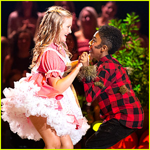 Miles Brown Is All About The Candy For Halloween on 'DWTS Juniors' - Watch His Performance!