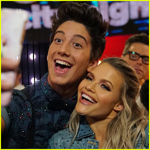 Milo Manheim & Witney Carson Deliver Insanely Fun Charleston on 'Dancing With The Stars' Week #2