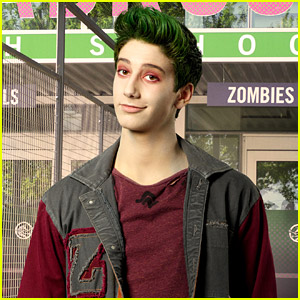Here's Why Milo Manheim Won't Be Recreating His 'Zombies' Character For 'DWTS' Halloween Theme Night