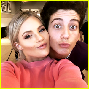 Milo Manheim Serenades Witney Carson For Her 25th Birthday
