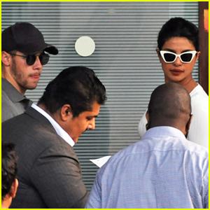 Nick Jonas Is Spending Time in India with Fiancee Priyanka Chopra!