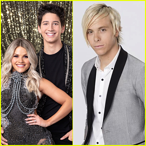 Riker Lynch, Maddie Ziegler & More Return To 'Dancing With The Stars' For Trio Week