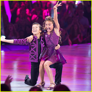 DWTS Juniors: Skateboarder Sky Brown & JT Church Slay Their Cha Cha - Watch Now!