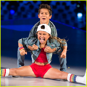 DWTS Juniors: Skateboarder Sky Brown & JT Church Bring Us The Most Fun Salsa Ever - Watch Now!