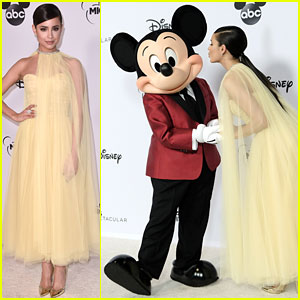Sofia Carson Is a Princess at Mickey's 90th Spectacular