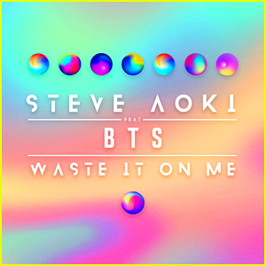 BTS' New Song with Steve Aoki, 'Waste It On Me,' Debuts Online - Listen Now!