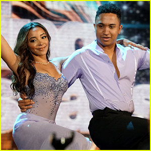 Tinashe Dances To Her Own Song on 'Dancing With the Stars' Week #3 For Most Memorable Year