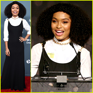Yara Shahidi Promotes Equality in GLSEN Awards Speech