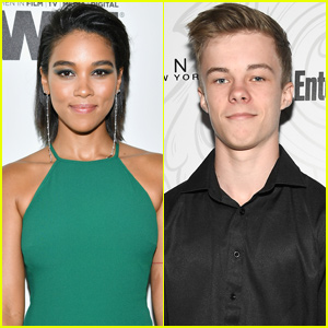 Alexandra Shipp & Nicholas Hamilton Join the Cast of 'Endless'