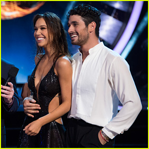 Alexis Ren Reflects On Her 'DWTS' Experience Just Ahead of Finals