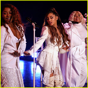 Ariana Grande's Full Performance of 'Thank U, Next' Is Here - Watch Now!