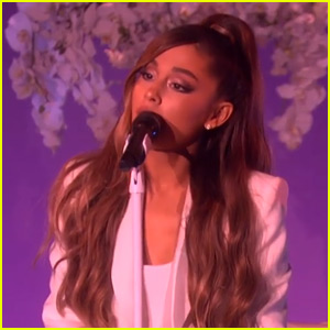 Ariana Grande Replicates One of Her Favorite Movies for First 'Thank U, Next' Performance